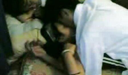 الأزواج لديهم وظيفة في السرير مع فيلم جنسي مترجم شقراء
