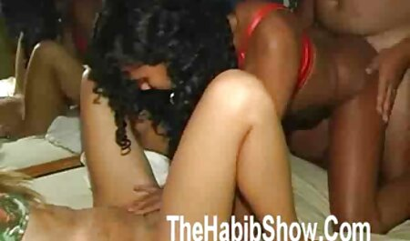 الأسود حشو شقراء مع افلام جنس اجنبي عصا.